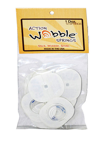 Action Wobble Springs 12/pkg