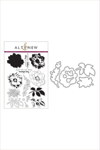ALTENEW: Beautiful Day Stamp and Die Bundle