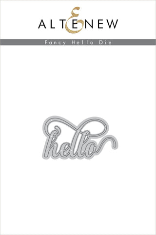ALTENEW: Fancy Hello Die