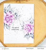 ALTENEW: Forever in Love Stamp and Die Bundle