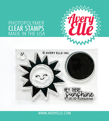 AVERY ELLE: Sunshine | Stamp