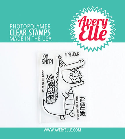 AVERY ELLE: Oh Snap | Stamp