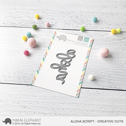 MAMA ELEPHANT: Aloha Creative Cuts