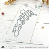MAMA ELEPHANT: Cherry Blossom Branch | Creative Cuts