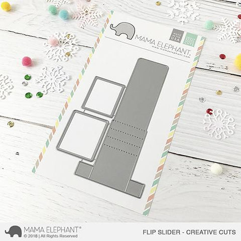 MAMA ELEPHANT: Flip Slider Creative Cuts