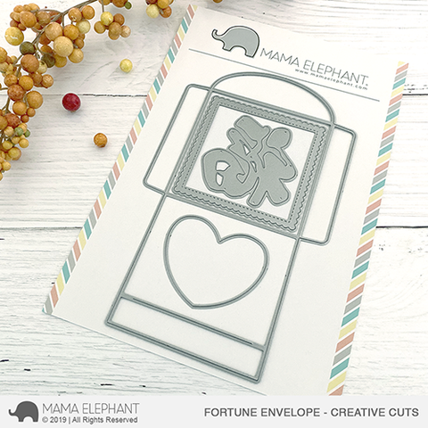 MAMA ELEPHANT: Fortune Envelope | Creative Cuts