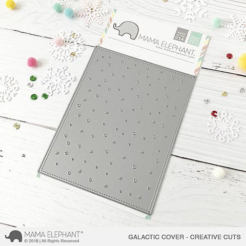 MAMA ELEPHANT: Galactic Cover Creative Cuts