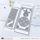 MAMA ELEPHANT: Money Envelope | Creative Cuts