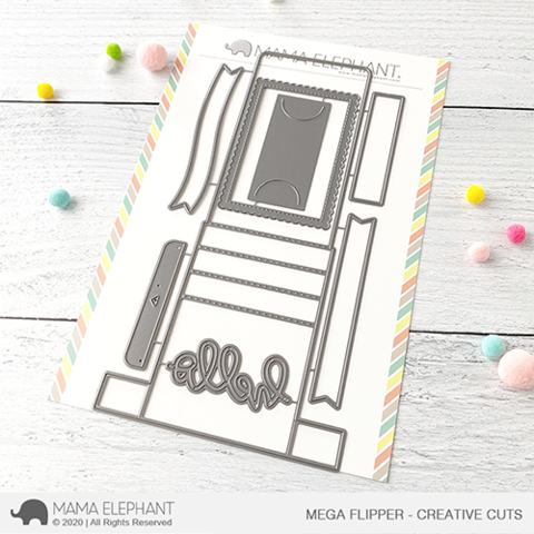 MAMA ELEPHANT: Mega Flipper | Creative Cuts