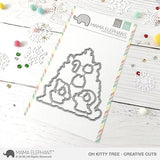 MAMA ELEPHANT: Oh Kitty Tree Creative Cuts