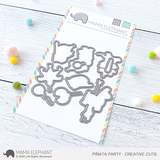 MAMA ELEPHANT: Pinata Party | Creative Cuts