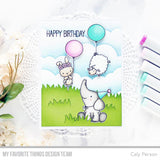 MFT STAMPS: BB Birthday Buds