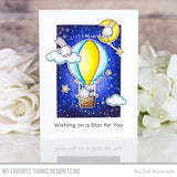MFT STAMPS: Sky High Friends | Stamp