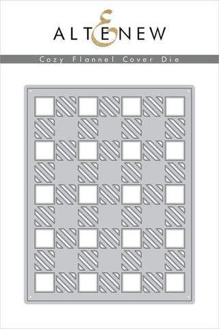 ALTENEW: Cozy Flannel Cover Die