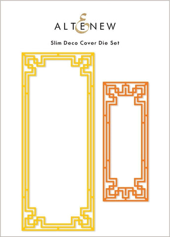 ALTENEW: Slim Deco | Cover Die