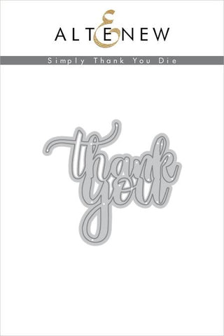 ALTENEW: Simply Thank You Die