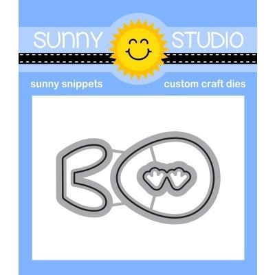 SUNNY STUDIO: Eggs To Dye For | Sunny Snippets
