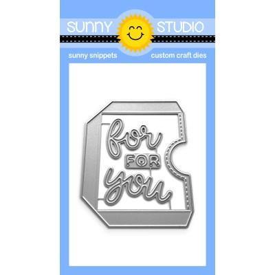 SUNNY STUDIO: Gift Card Pocket | Sunny Snippets