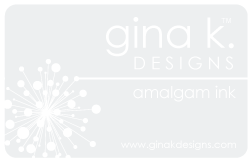 GINA K. DESIGNS:  Amalgam Ink Pad (Whisper)