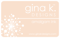 GINA K. DESIGNS:  Amalgam Ink Pad (Barely There)