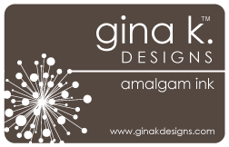 GINA K. DESIGNS:  Amalgam Ink Pad (Chocolate Truffle)