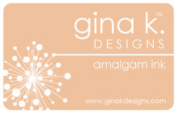 GINA K. DESIGNS:  Amalgam Ink Pad (Warm Glow)
