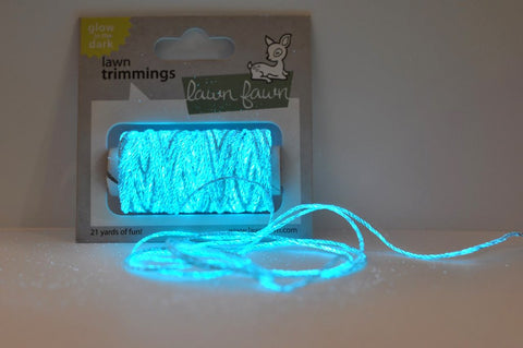 LAWN FAWN:  Cord Twine | Glow-in-the-Dark.