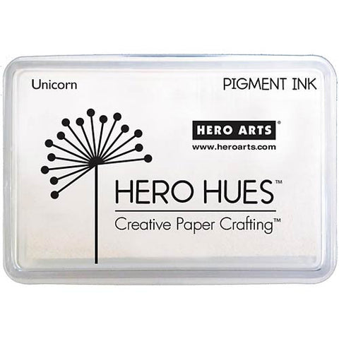 HERO ARTS: Hero Hues Pigment Ink Pad (Unicorn)