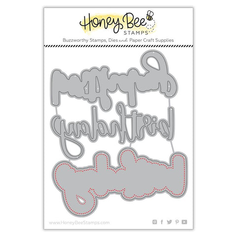 HONEY BEE STAMPS: Birthday | Honey Cuts