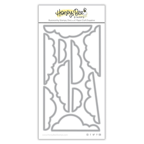 HONEY BEE STAMPS: Whispy Clouds | Honey Cuts