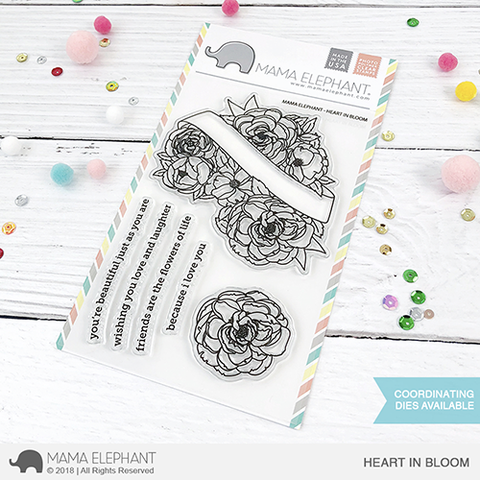 MAMA ELEPHANT: Heart In Bloom