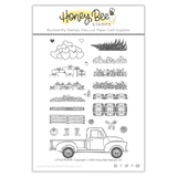 HONEY BEE STAMPS: Little Pickup