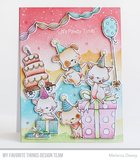 MFT STAMPS: SY Pawty Time | Stamp