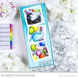 MFT STAMPS: BB Picture Perfect Party Animals | Stamp