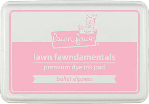 LAWN FAWN: Premium Dye Ink Pad (Ballet Slippers)