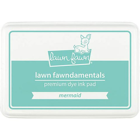 LAWN FAWN: Premium Dye Ink Pad (Mermaid)