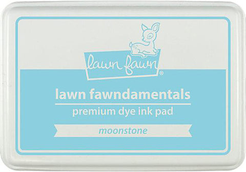 LAWN FAWN: Premium Dye Ink Pad (Moonstone)