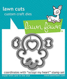 LAWN FAWN: Octopi My Heart Lawn Cuts Die