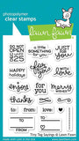 LAWN FAWN: Tiny Tag Sayings