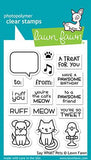 LAWN FAWN: Say What Pets
