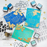 ALTENEW: Leaf Canopy Stamp and Die Bundle