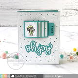MAMA ELEPHANT: Oh Joy Halo Script Creative Cuts