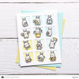 MAMA ELEPHANT: Little Bunny Agenda Creative Cuts