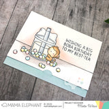 MAMA ELEPHANT: Boba Tea | Creative Cuts