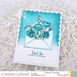MAMA ELEPHANT: Botanic Envelope | Creative Cuts