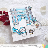 MAMA ELEPHANT: Holiday Words and Banners | Creative Cuts