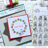 GINA K. DESIGNS:  Wreath Builder Template | New & Improved