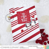 MAMA ELEPHANT: Mixed Holiday Greetings | Stamp