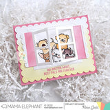 MAMA ELEPHANT: My Pet Puppies | Stamp