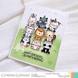 MAMA ELEPHANT: Stackable Friends | Stamp